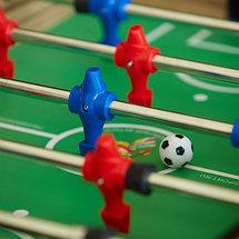 Детский настольный футбол, кикер «Desperado Чингачгук», фото 3