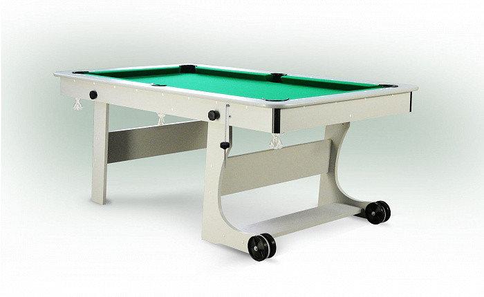 Бильярдный стол складной Компакт Лайт 5ф/6ф РП, фото 2