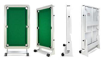 Бильярдный стол складной Компакт Лайт 5ф/6ф РП, фото 3
