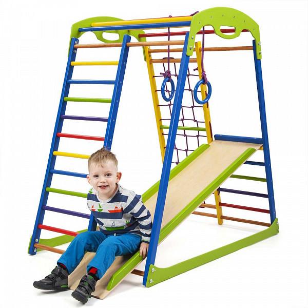 Детский спортивный комплекс для дома SportWood
