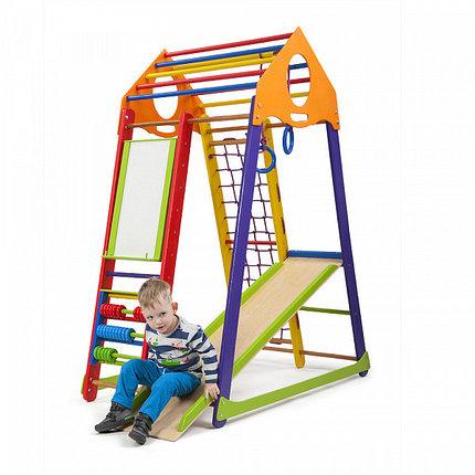 Детский спортивный комплекс BambinoWood Color Plus, фото 2