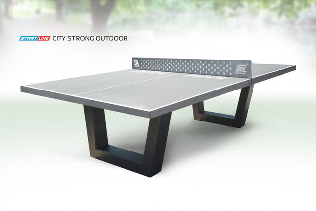 Теннисный стол Start Line City Strong Outdoor, фото 2