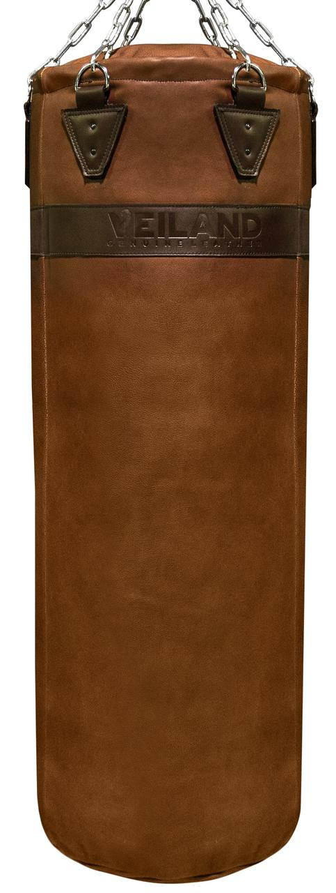 Боксерский мешок из нат. кожи (120х35 см, 40кг)