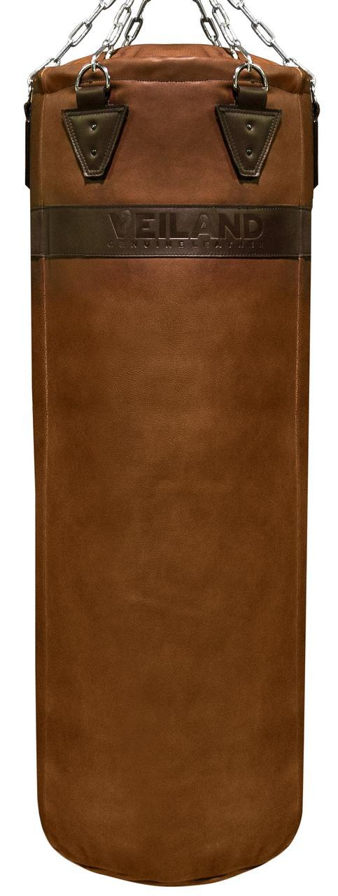 Боксерский мешок из нат. кожи (140х35 см, 50кг)