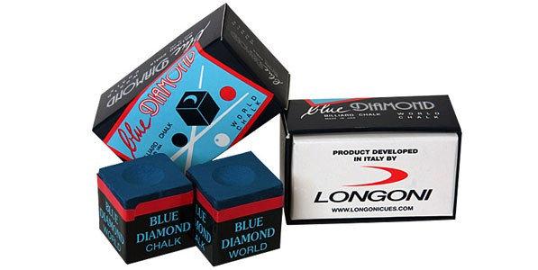Мел Blue Diamond LONGONI (Blue) (2 шт./кор) 3198, фото 2