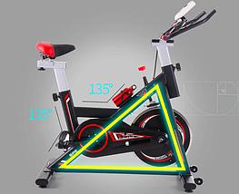 Велотренажер Spin Bike (YRW-80), фото 3