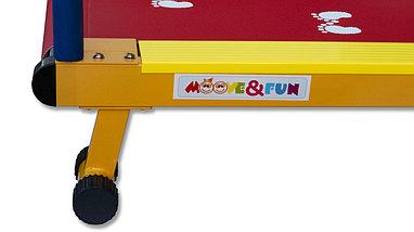 """Тренажер детский механический """"Беговая дорожка большая"""" с компьютером 3-8 лет  (SH-01CB), фото 3"""