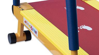 """Тренажер детский механический """"Беговая дорожка большая"""" с компьютером 3-8 лет  (SH-01CB), фото 2"""