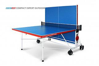 Всепогодный Теннисный стол Compact Expert Outdoor с сеткой, фото 3