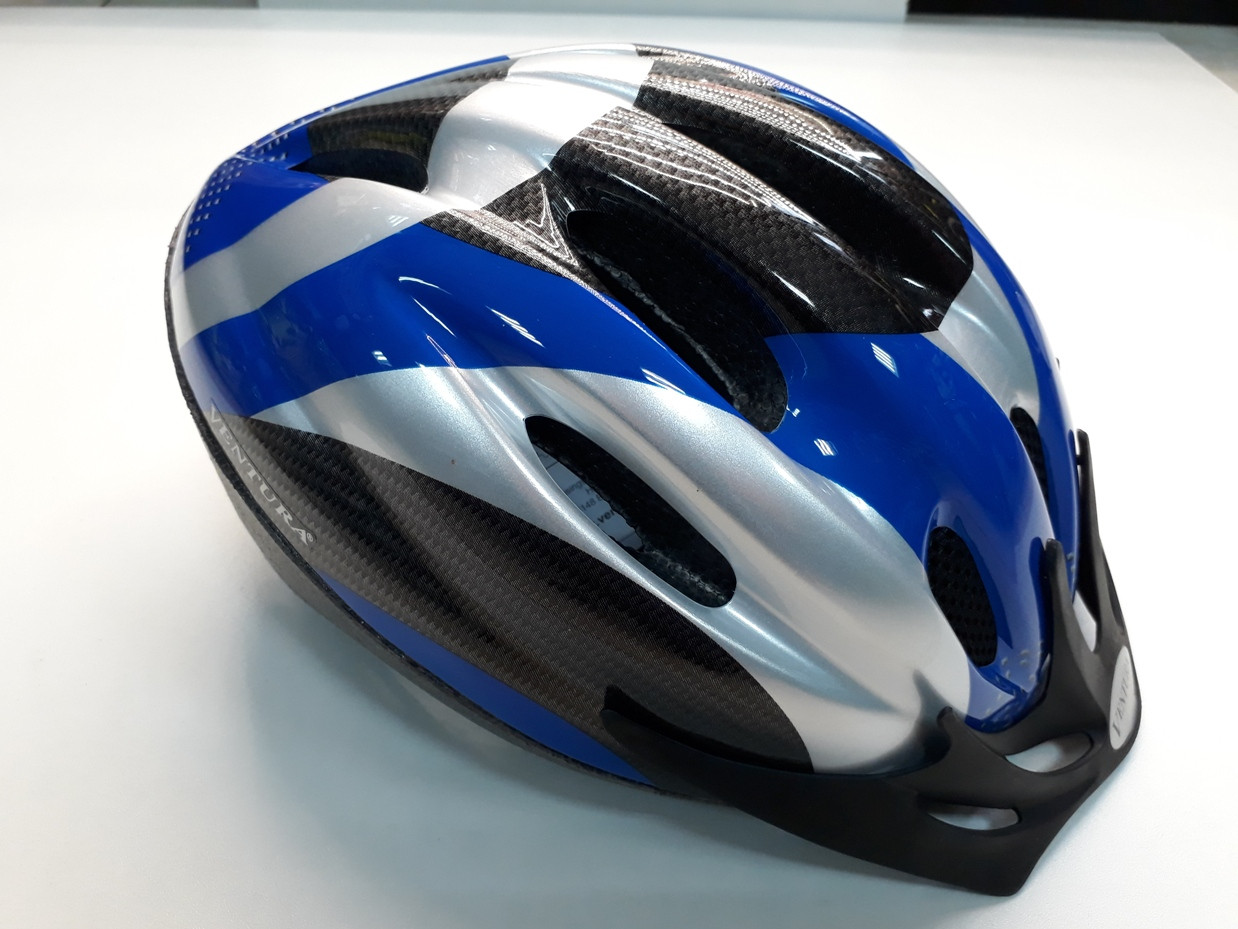 Велосипедный шлем Бренд Ventura. Немецкое качество. Размер 54-58 M