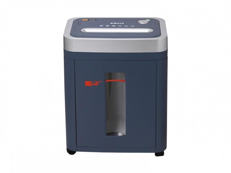 """Уничтожитель бумаги (шредер) RAYSON A15  (""""3"""" уровень/ 15 листов/ CD/ Card/ Корзина 22 литров)"""