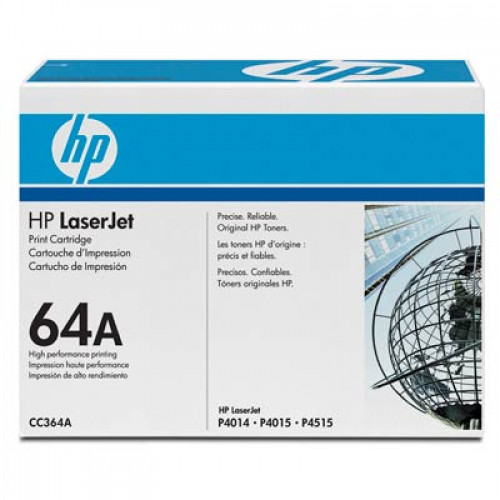 Лазерный картридж HP CC364A (Black)