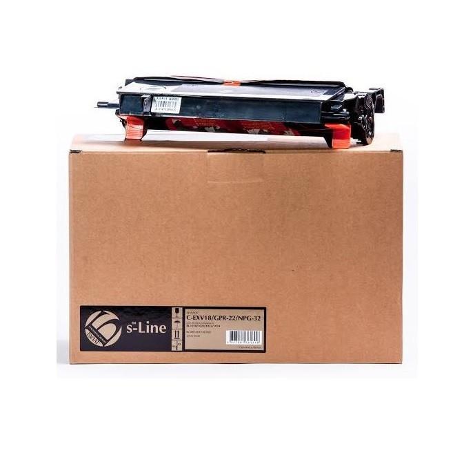 Тонер-картридж БУЛАТ s-Line для Xerox WorkCentre 7132 006R01319 21k (Black)