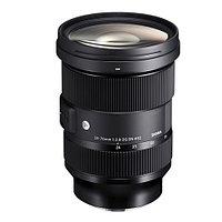 Обьектив Sigma 24-70mm f/2.8 DG DN Art для Sony E, фото 1