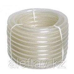 Поливочный шланг армированный прозрачный (силикон)3/4дюйма или 18мм,25м