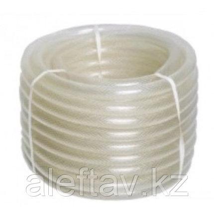 Поливочный шланг армированный прозрачный (силикон)3/4дюйма или 18мм,25м, фото 2