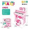 Детские Пианино со стульчиком и микрофоном 328