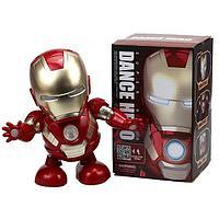 Детская игрушка Железный Человек Super Hero Super Dance hero