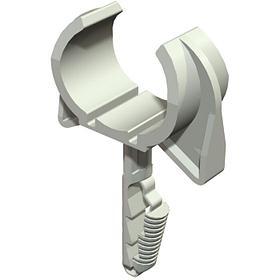 Трубный зажим SNAP 19-22,5mm с дюбелем /2148056/