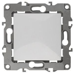 12-1103-01 Переключатель 10АХ-250В ЭРА12, белый