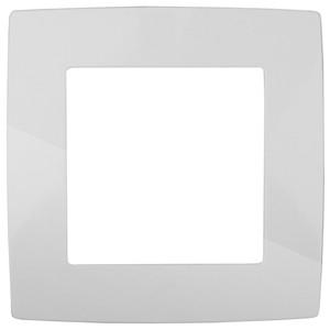12-5001-01 Рамка на 1 пост, ЭРА12, белый