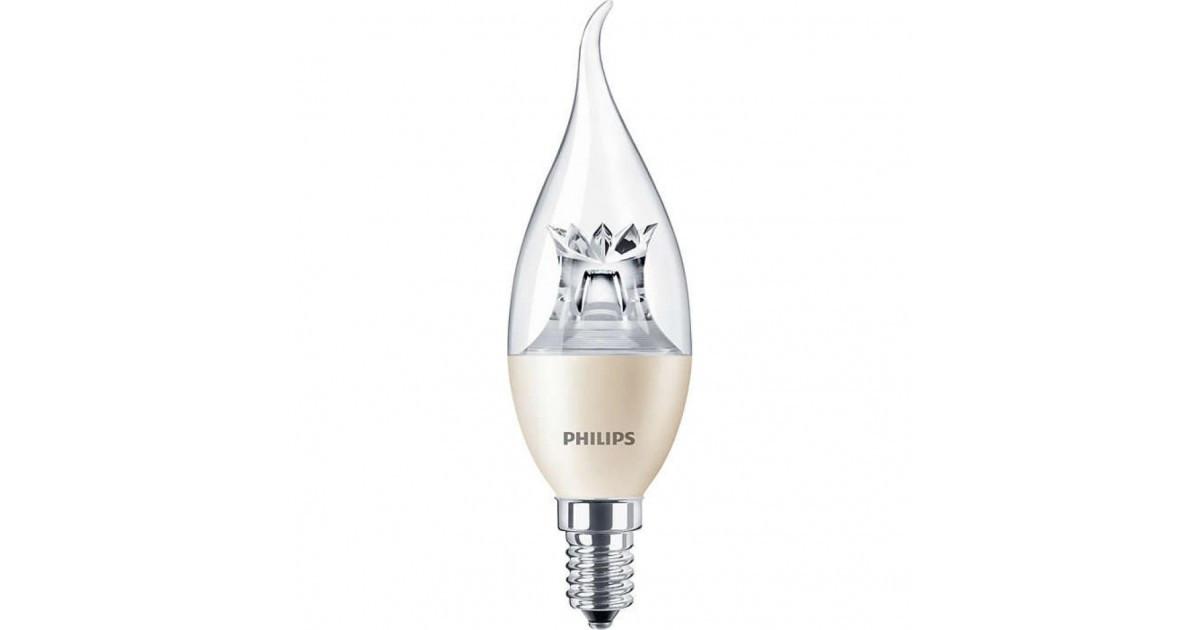 929001140502/871869645354400 Лампа MAS LEDcandle D T 6-40W E14 BA38