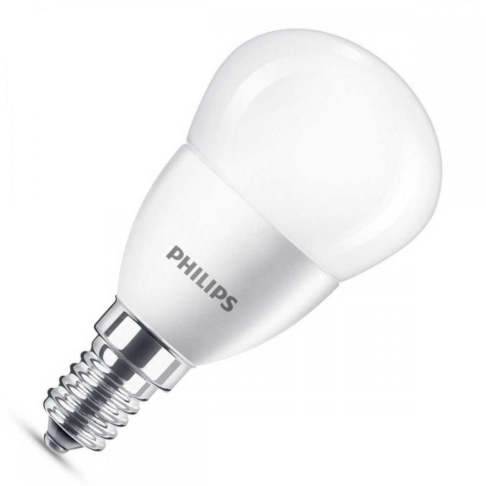 Лампа ESS LEDLustre 6,5-60W E14 840 B48N Philips /871869676339100/
