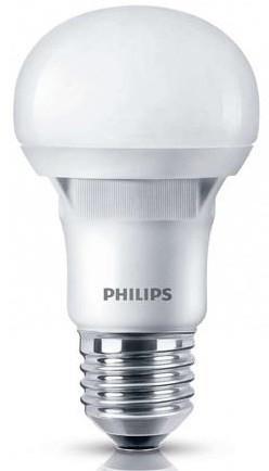 Лампа LED Bulb ESS 7-55W E27 6500К матов. Philips /871869666125300/