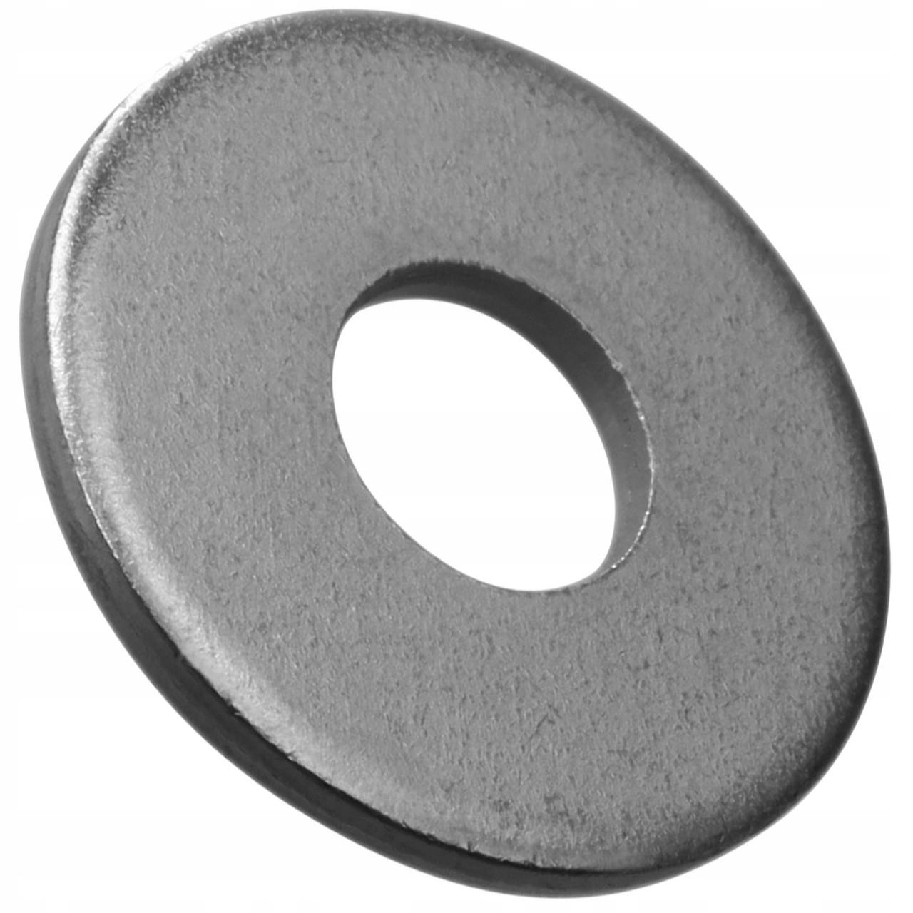 Шайба М 10 плоская увеличенная, оцинкованная (ШУ)