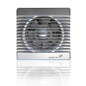 Вентилятор DECOR 100C SILVER