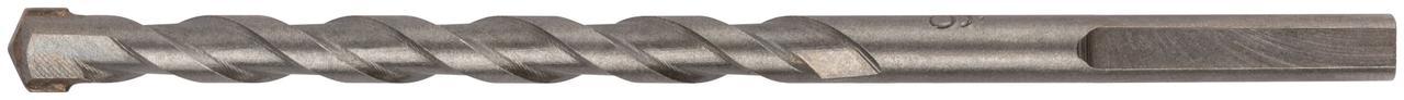 Сверло победитовое ударное, трехгранный хвостик (для бетона, кирпича) 6*100 мм /34506/