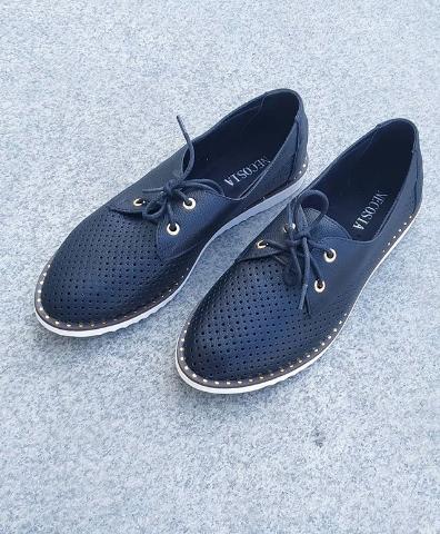 Кроссовки женские синие 35-40 размер