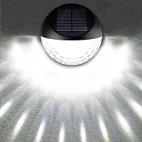 Светильник настенный на солнечных батареях «PUNO», фото 1