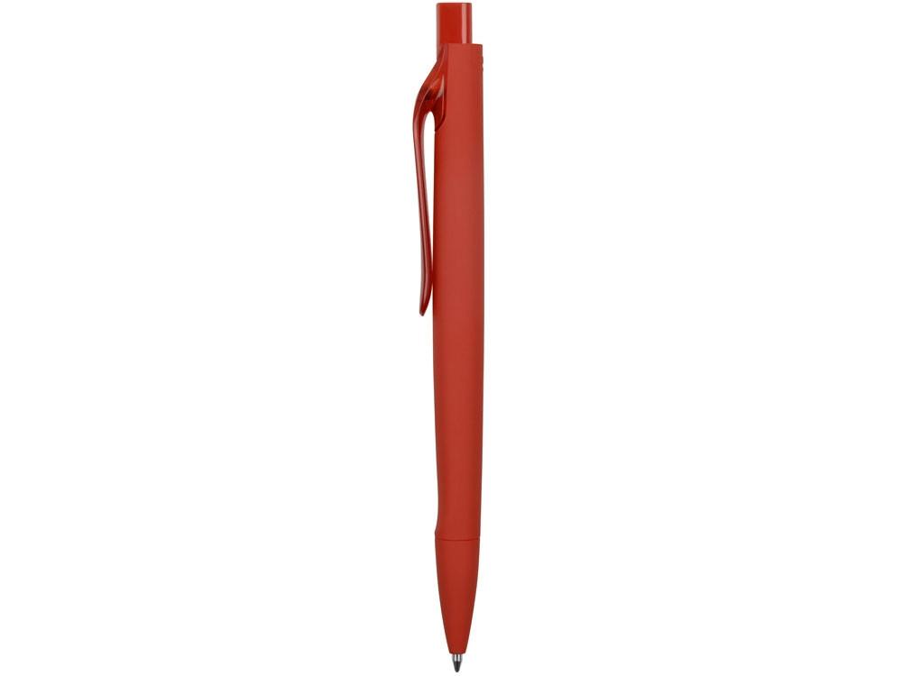 Ручка пластиковая шариковая Prodir ds6prr-21 софт-тач - фото 3