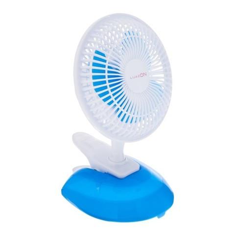 Вентилятор настольный с клипсой LuazON Home LOF-04