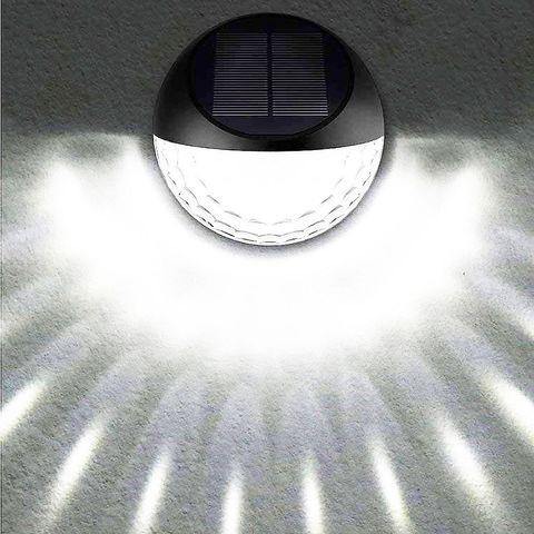 Светильник настенный на солнечных батареях «PUNO»