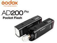 Вспышка Godox Witstro AD200Pro с поддержкой TTL, фото 1