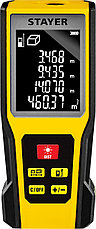 """Дальномер лазерный, """"LDM-60 """", дальность 60 м, 5 функций, STAYER Professional, фото 3"""