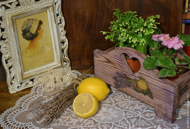 Горшки и кашпо для цветов