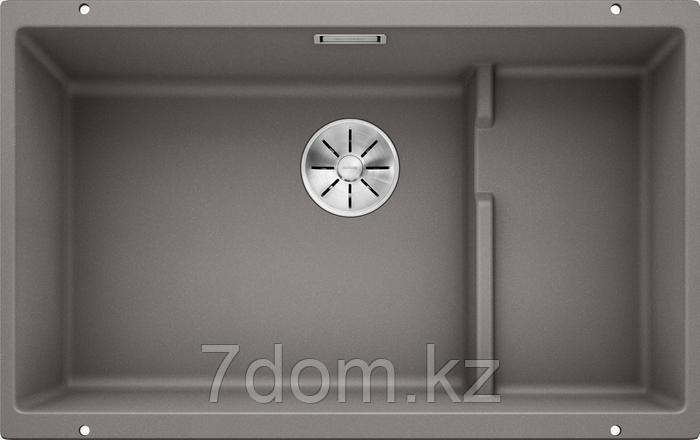 Кухонная мойка Blanco Subline 700-U Level алюметаллик (523540)