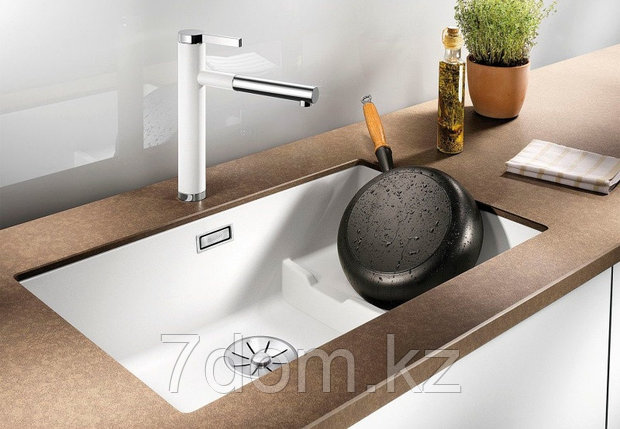 Кухонная мойка Blanco Subline 700-U Level жасмин (523543), фото 2