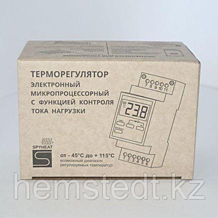 Терморегулятор AST-157-D на дин-рейку непрограммируемый, фото 2