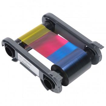 Лента полноцветная полупанельная 250 отпечатков Evolis R7H006NAA
