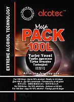 Турбо Дрожжи Alcotec MegaPack 100L