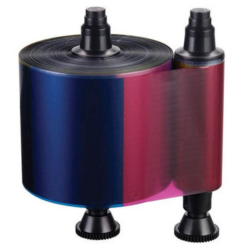 Лента полноцветная YMCKO 1000 отпечатков Evolis R3111
