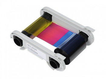 Лента полноцветная 1/2YMCKO 400 отпечатков Evolis R5H004NAA