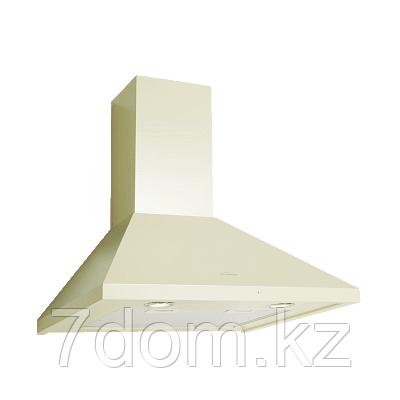Вытяжка каминная Elikor Вента 90П-650 крем