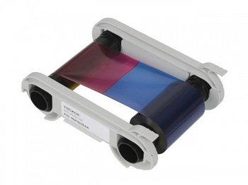 Лента полноцветная YMCKO-K 200 отпечатков Evolis R6F003SAA