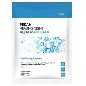 PEKAH Вечерняя восстанавливающая увлажняющая маска Pekah Healing Night Aqua Mask Pack