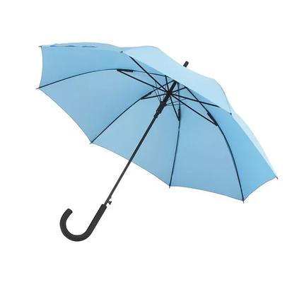 Зонт-трость WIND голубой, фото 2